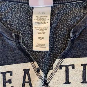NFL Tops - Seattle Seahawks pullover sweatshirt